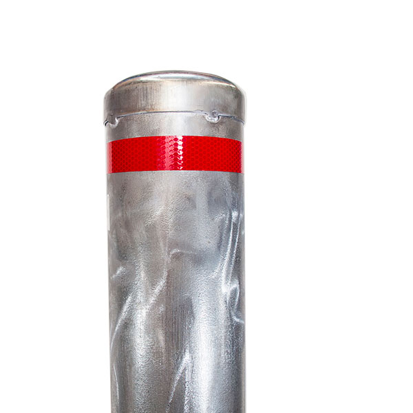 90mm In Ground Heavy Duty Hot Dipped Galvanised - 1