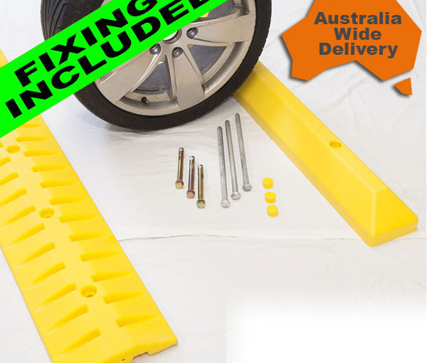 Anti Roll Pad & Wheel Stop Kit