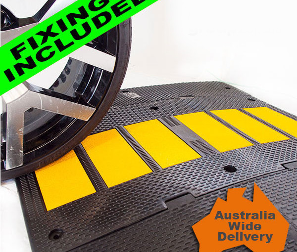 Rubber Speed Humps Adelaide Heavy Duty Amp Durable Speed Humps